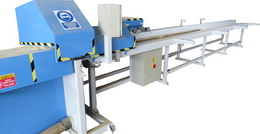 Push-In Infeed System Cutting Machine